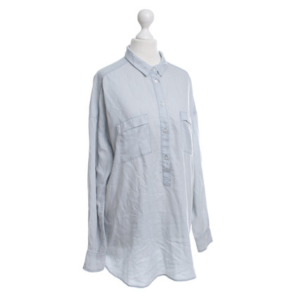 Drykorn Blouse in pale blue