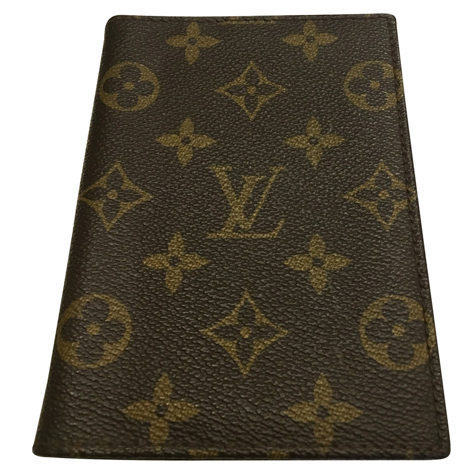 louis vuitton reisepassh lle da monogram canvas compra louis vuitton reisepassh lle da. Black Bedroom Furniture Sets. Home Design Ideas