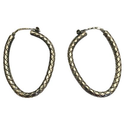 Bottega Veneta Earrings Braided