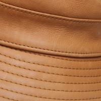 Hermès Cappello da pescatore in pelle