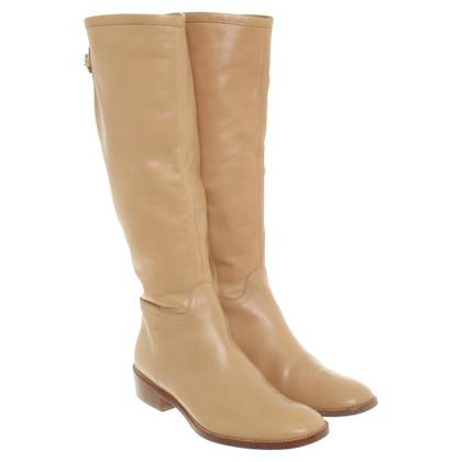 Max Mara Boots in beige