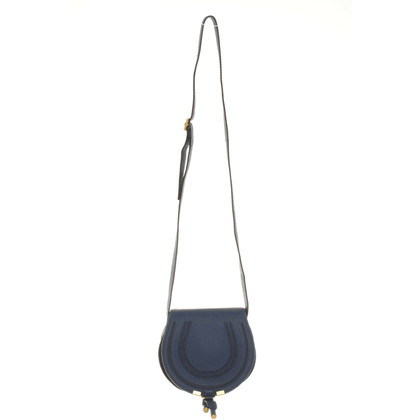"Chloé ""Marcie bag Small Royal Navy"""