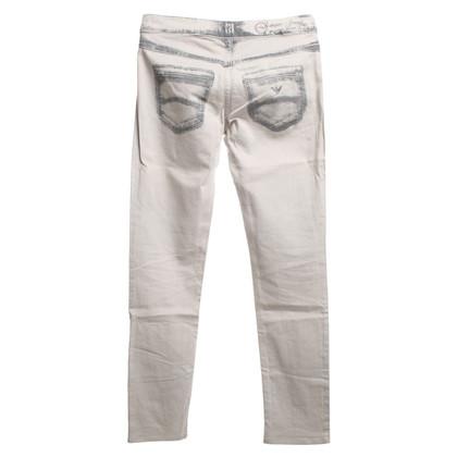 Armani Jeans Jeans mit Print