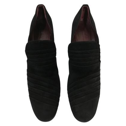 Jil Sander Schuhe aus Wildleder