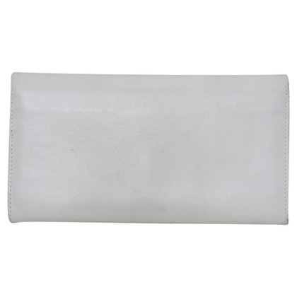 Bulgari Wallet in white