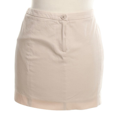 Patrizia Pepe Short skirt in Beige