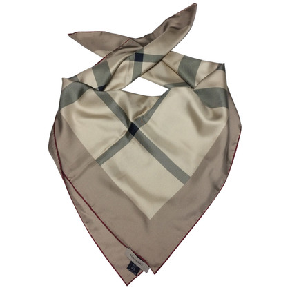 Burberry Scarf in Beige