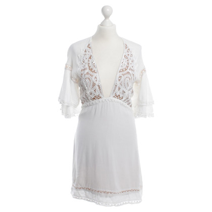 For Love & Lemons Dress in white