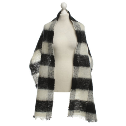 Maison Scotch wol wrap