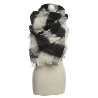Maison Scotch Wool wrap