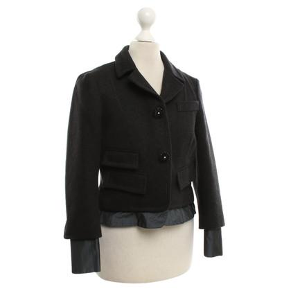 Schumacher Short jacket in anthracite