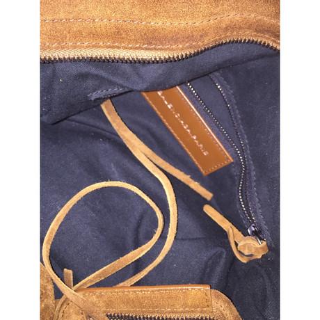 Balenciaga Tote Bag aus Wildleder Braun Billig Verkauf Für Billig Großer Verkauf Günstig Online Freiheit In Deutschland HP2nuU4KW