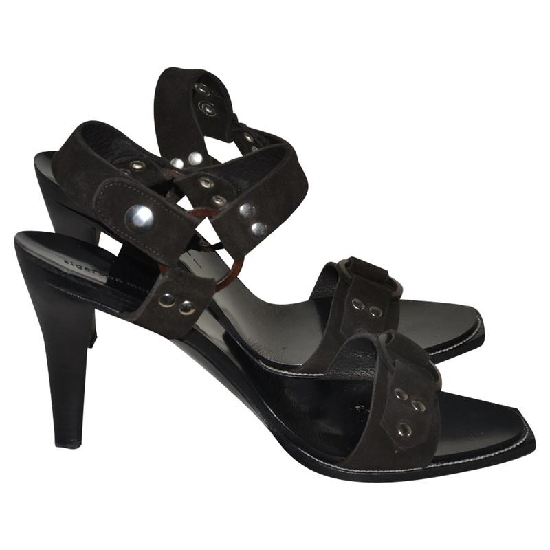 Sigerson Morrison Suede sandals
