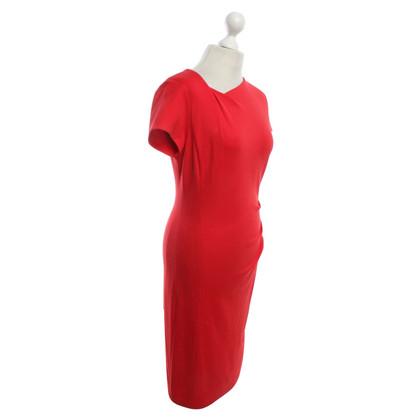 L.K. Bennett Robe en rouge
