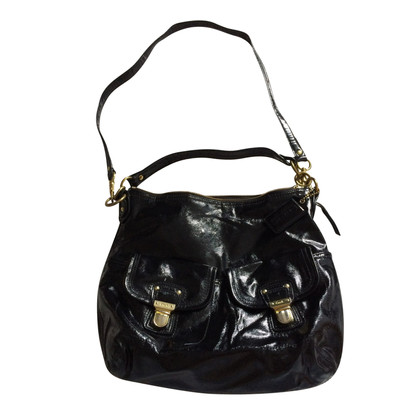 Coach Lackleder-Handtasche