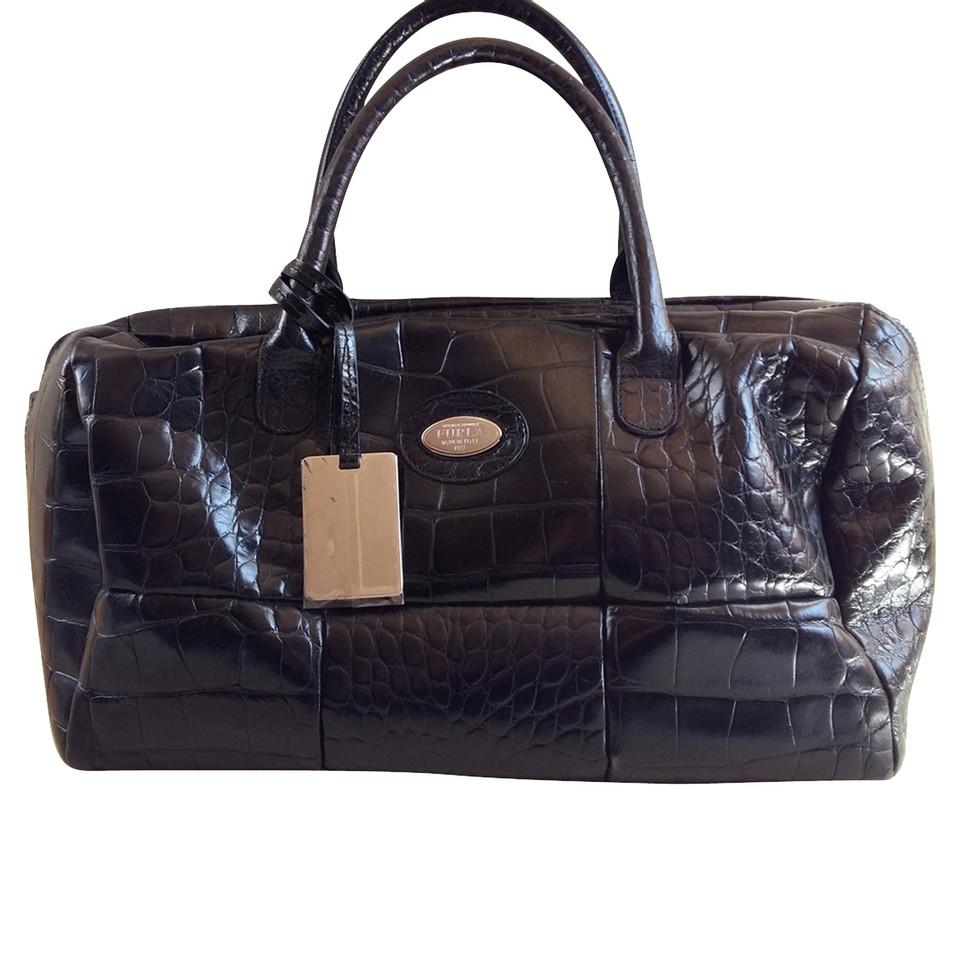 furla handtasche second hand furla handtasche gebraucht kaufen f r 119 00 2353742. Black Bedroom Furniture Sets. Home Design Ideas