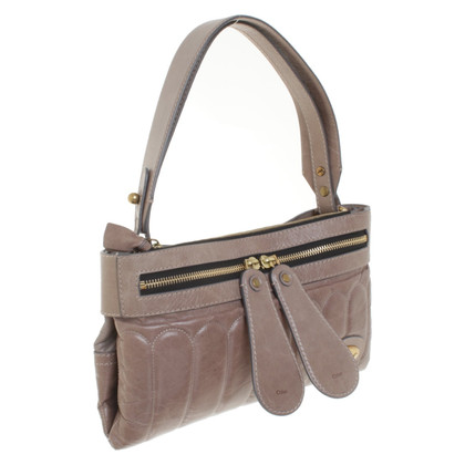 Chloé Taupe colored handbag