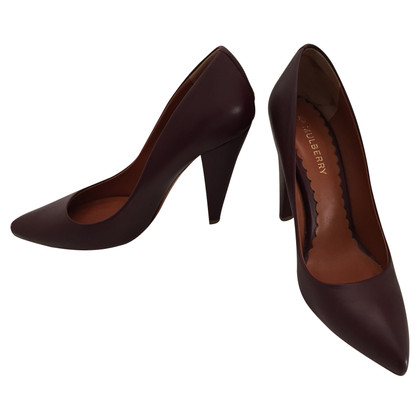 Mulberry pumps