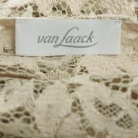 Van Laack Spitzentop in Nude