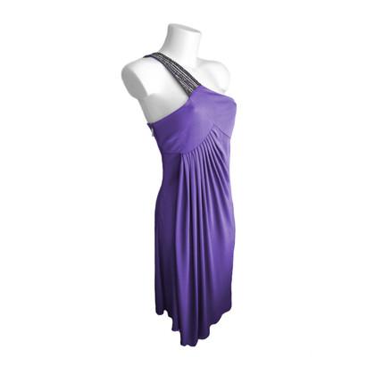 Versace Evening dress with rhinestones