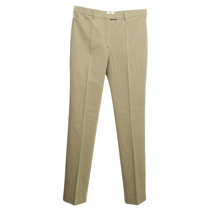 Gunex Pleated pants in beige
