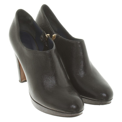 Pollini Low-cut boots in black
