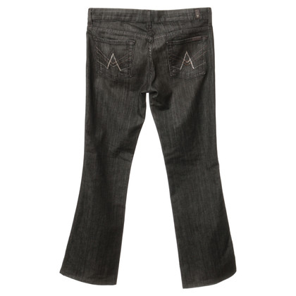 "7 For All Mankind Jeans ""A Pocket"" in Braun"