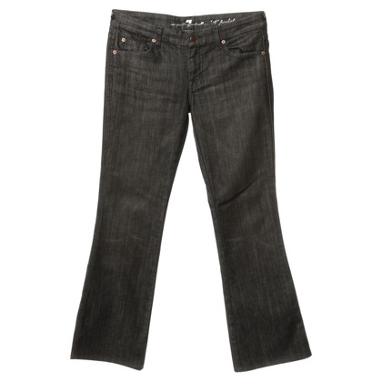 "7 For All Mankind Jeans ""A Pocket"" in Brown"