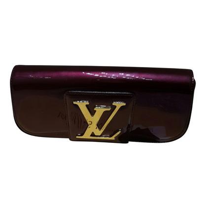 Louis Vuitton clutch lakleer
