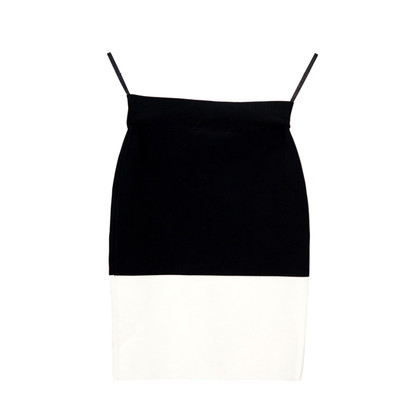 BCBG Max Azria Gonna in bianco / nero