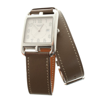 Hermès Guarda in Taupe