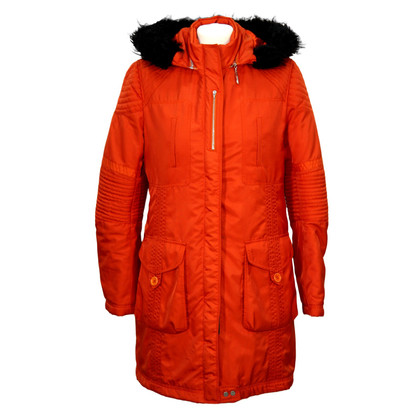 Karen Millen Jacke in Orange