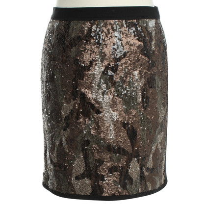 Marc Cain Mini rok met pailletten
