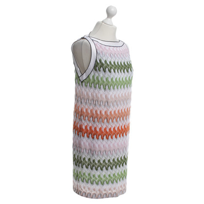 Missoni Dress with crochet details