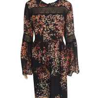 Blumarine Flowered dress