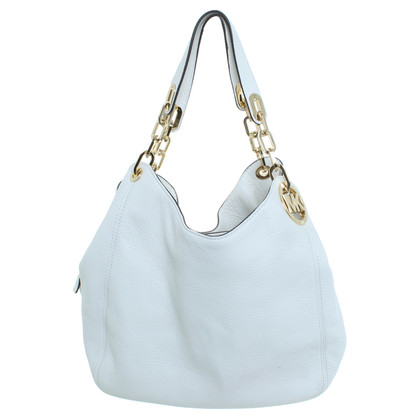 Michael Kors White handbag with accents