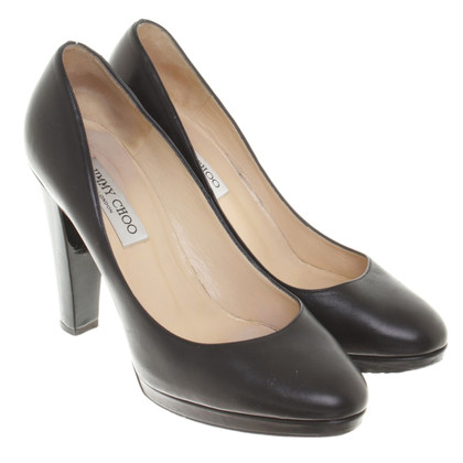 Jimmy Choo Pumps in Schwarz