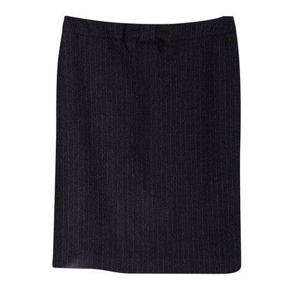 Tara Jarmon Midi skirt in wool