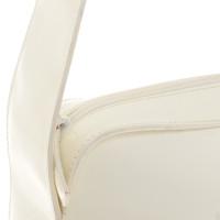 Gucci Handtasche in Weiß