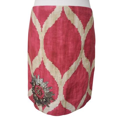Maliparmi Rok gemaakt van linnen