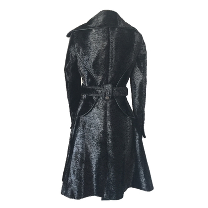 Karen Millen Coat with leopard pattern