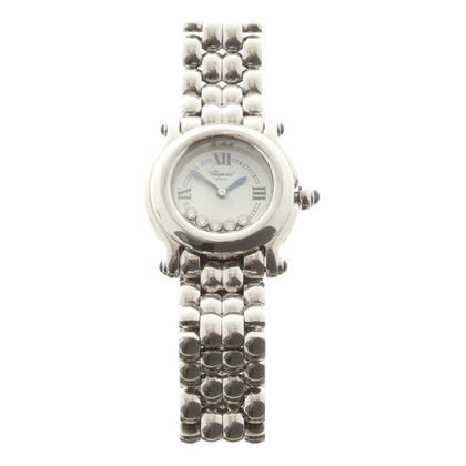 Chopard Uhr aus Stahl