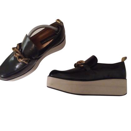 Alexander McQueen Altopiano-pantofola