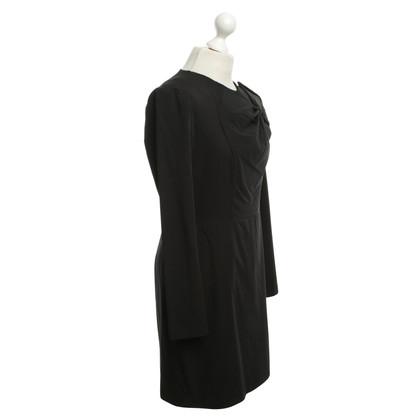 Diane von Furstenberg Kleid mit geraffter Applikation