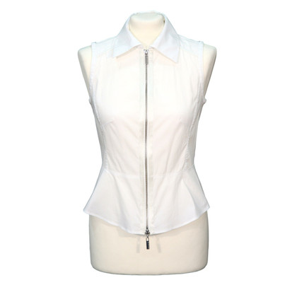 Karen Millen Blouse in White