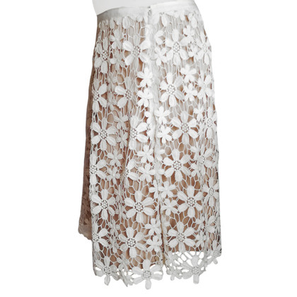 Hoss Intropia skirt Lace