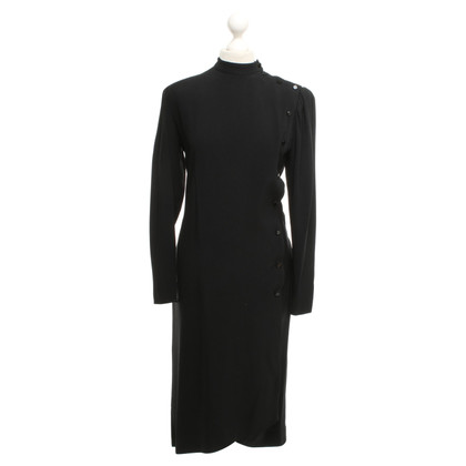 Guy Laroche Lange jurk in zwart