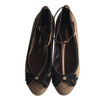 Mulberry Ballerinas