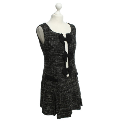 Nanette Lepore Dress in Black / White