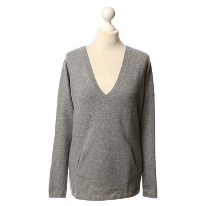 FTC Strickpullover in Grau